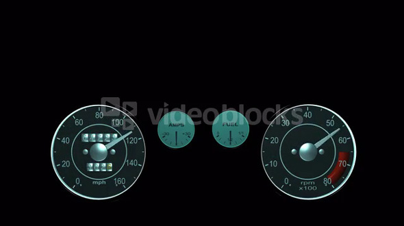 movement speedometer