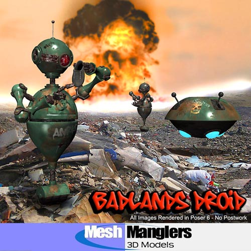 Badlands Droid