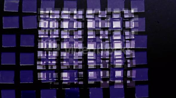 3D Cube Building