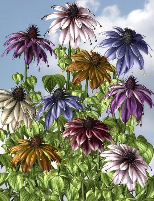 Faerie Flower II