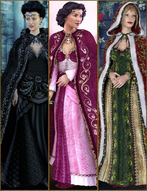 Iray Princesses Part 2 - Celebrations