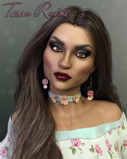 TessaRaine for Genesis 3 Female