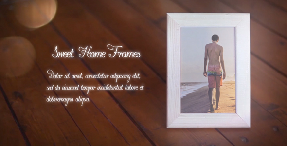 Sweet Home Frames