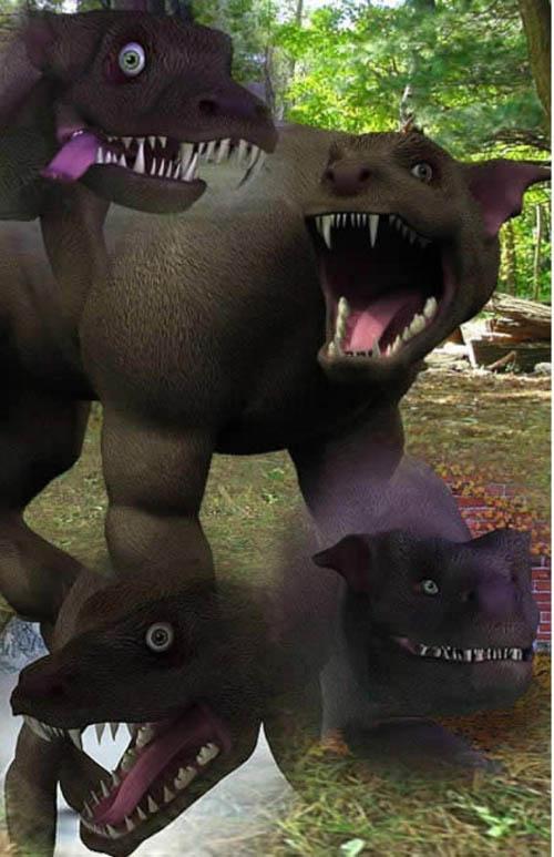 Gargoyle Hound