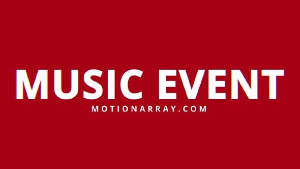 Music Event Opener