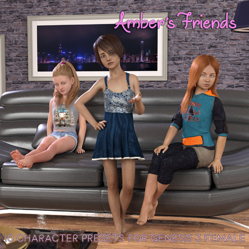 Amber's Friends
