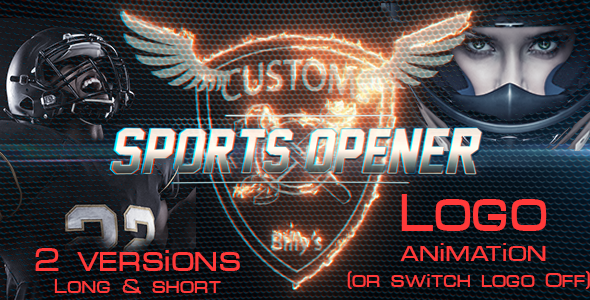 Sports Opener - Extreme Promo