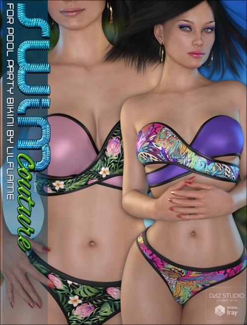 SWIM Couture for Pool Party Bikini
