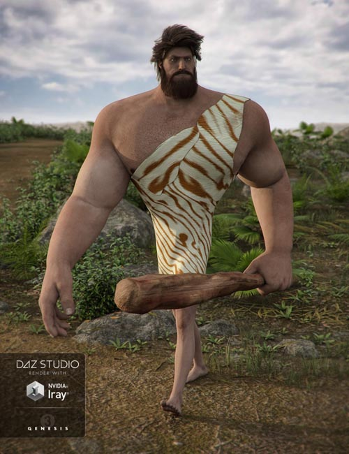 Caveman Outfit for Morpheus 7