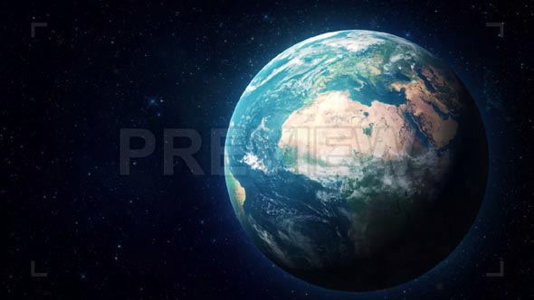 Hyper Realistic Earth 04