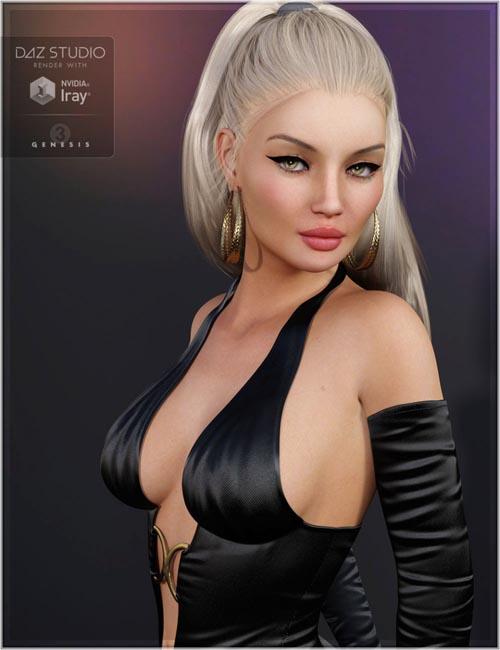 Zamira for Genesis 3 Female