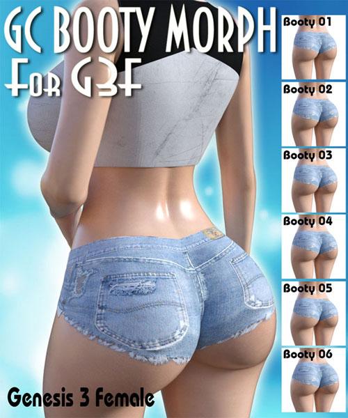 Booty Morph For G3F