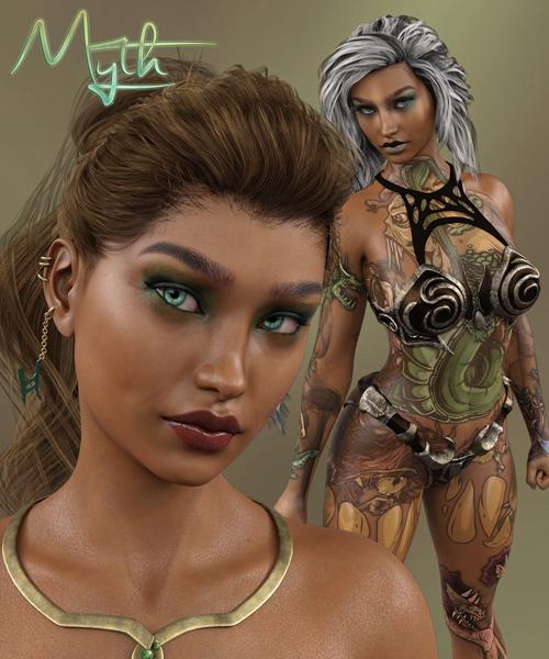 Myth for Genesis 8 Female