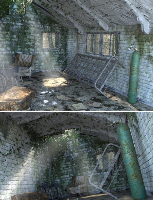 Forgotten Sanitarium