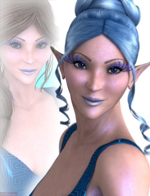 mst Elven for Dawn (DAZ Studio)