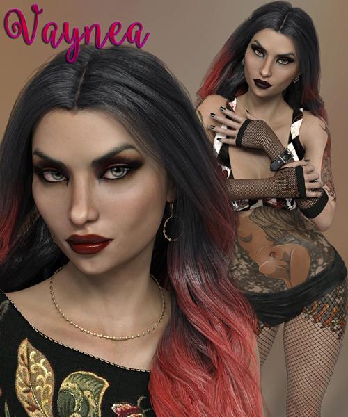 Vaynea for Genesis 8 Female