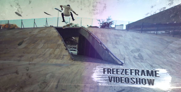 Freeze Frame Videoshow