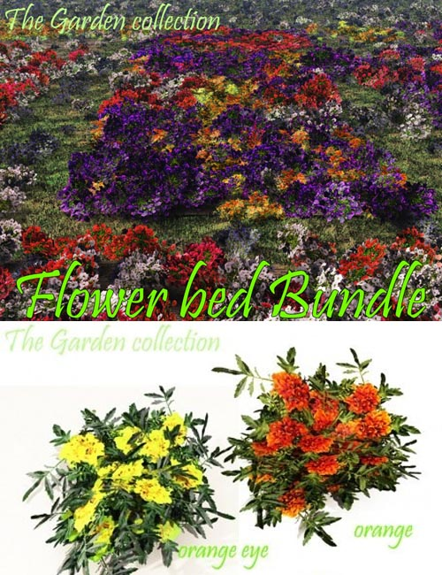 The Garden Collection - Flower Bed Bundle