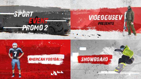 Sport Event Promo 2
