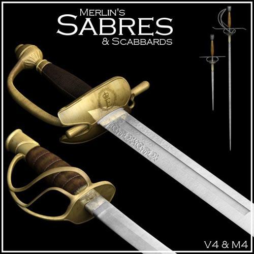 Merlin's Sabres