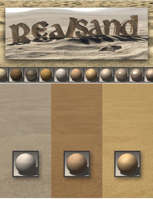 Real Sand