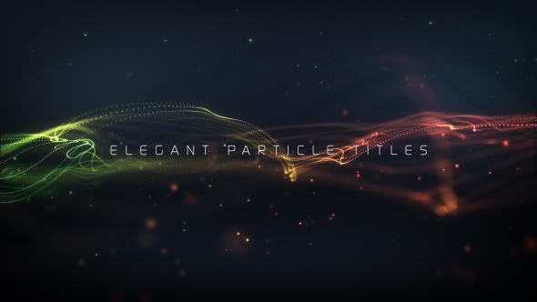 Elegant Particle Titles