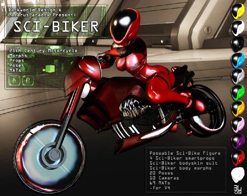 Sci-Biker