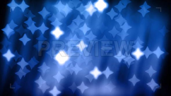 Motion Stars Background