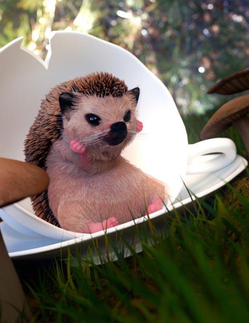 Ms Hedgehog for Genesis 8 Female [Fixed]