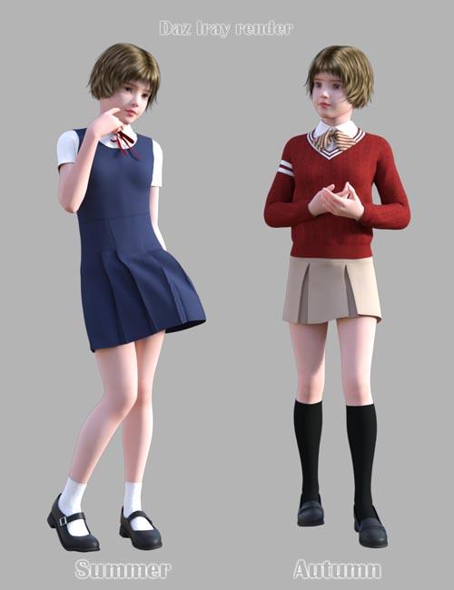 GaoDan School Uniforms 20