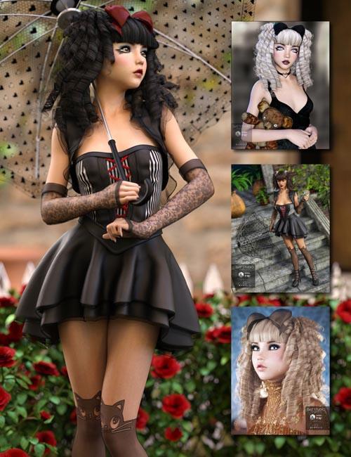 Goldie Locks Lolita Bundle