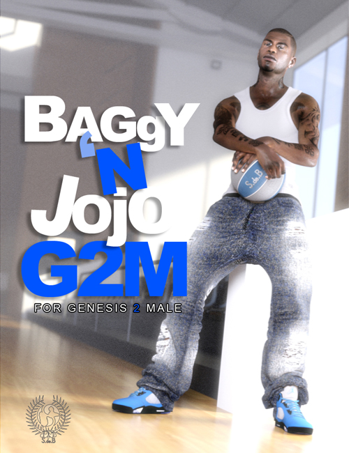 BAGGY \'N JOJO G2M for Genesis 2 Males