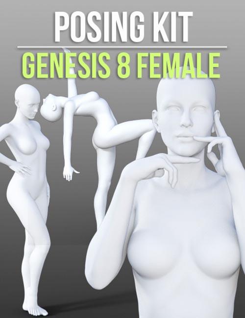 Posing Kit for Genesis 8 Female
