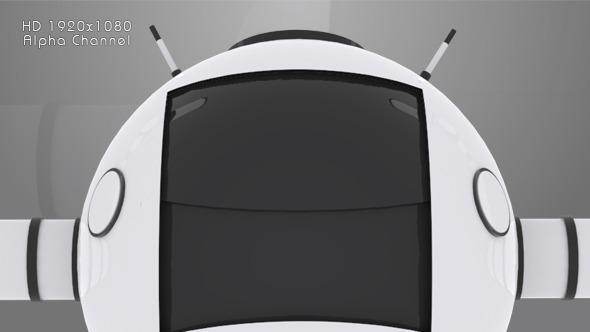 Television - Robotic Hand Animation 5