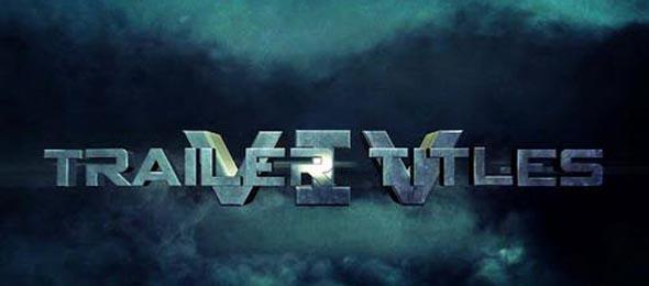 Blockbuster Trailer Titles v4