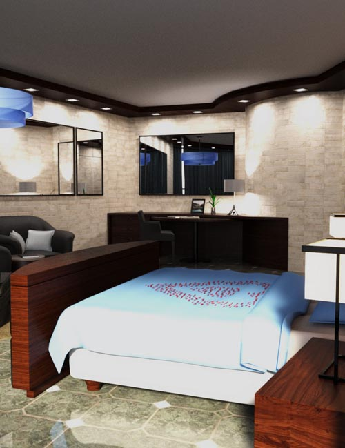 Romantic Hotel Room Ideas: Romantic Hotel Room » Daz3D And Poses Stuffs Download Free