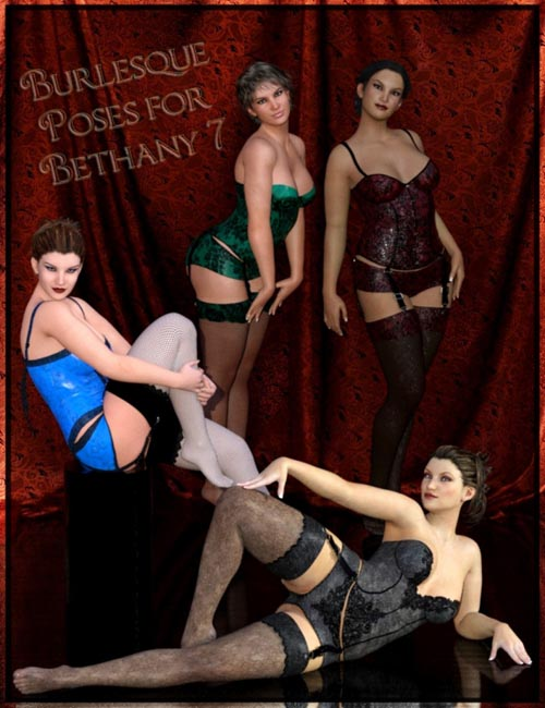 Burlesque for Bethany 7