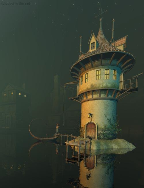 Smugglers Tower