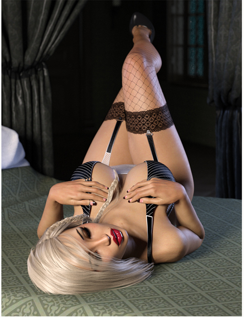 Z Boudoir Memories - Poses for Genesis 2 & Genesis 3 Female(s)