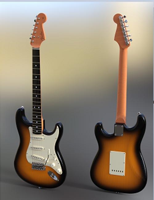 1962 Fender Stratocaster