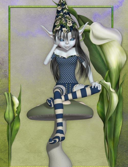 Amity Mushroom Elf