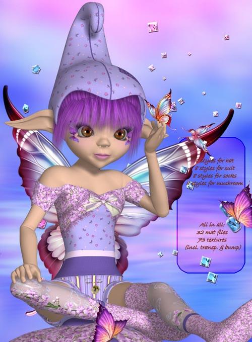 DA-So Cute for Amity Mushroom Elf
