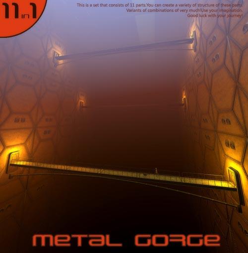 Metal gorge