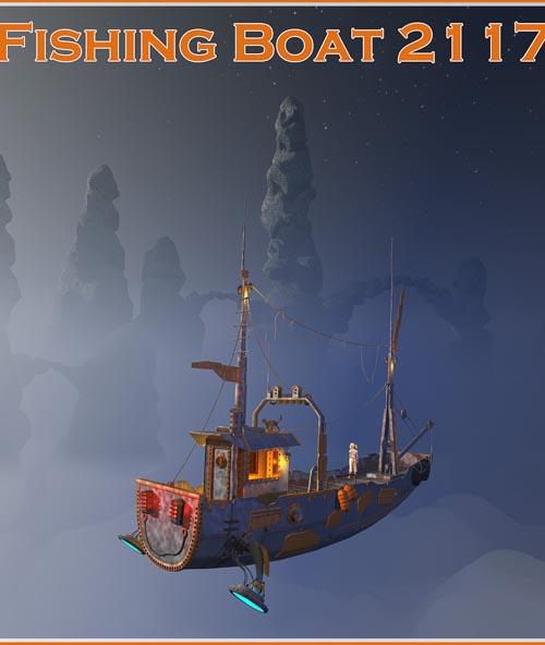 Fishing Boat 2117