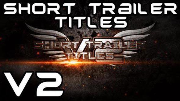 Short Trailer Titles v2