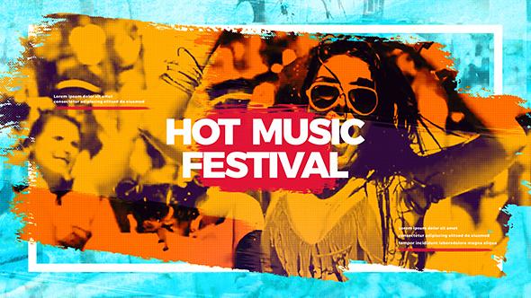Hot Music Festival