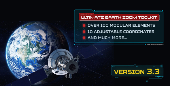 Ultimate Earth Zoom Toolkit