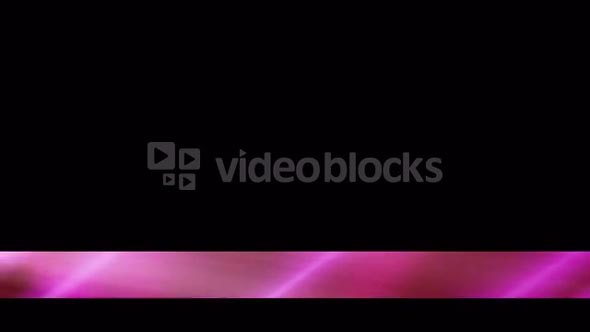 Magenta Flow Lower Third