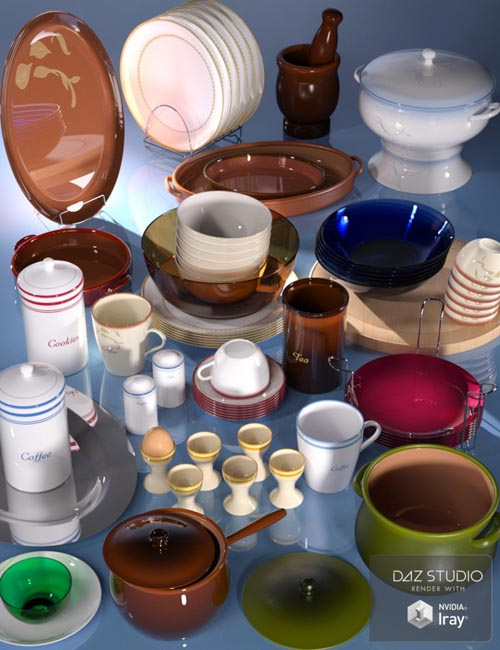 Everyday Crockery