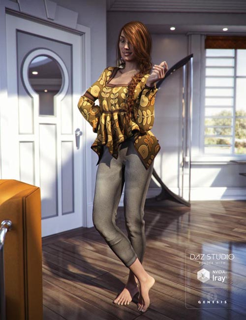 Fall Trends for Genesis 3 Female(s)